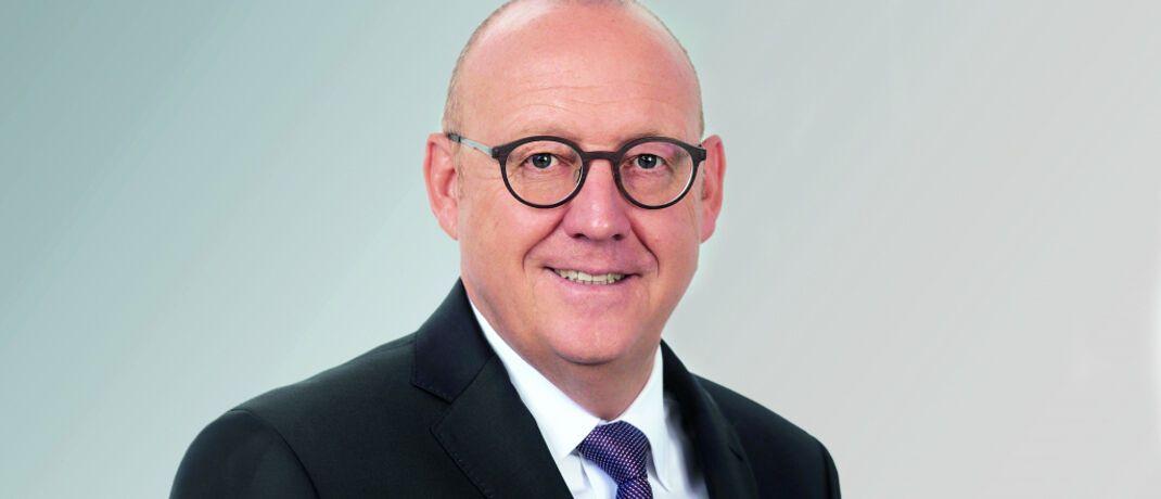 Frank Kettnaker: Der Vertriebsvorstand setzt auf Exchange Traded Funds (ETFs) in der Altersvorsorge.|© Alte Leipziger
