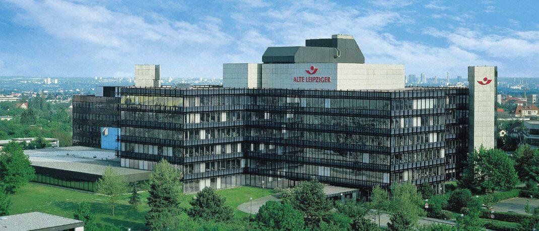 Gebäude des Versicherers Alte Leipziger am Firmensitz Oberursel: Der Anbieter der AL Fonds liegt in einem aktuellen Ranking zweimal vorn.|© Alte Leipziger
