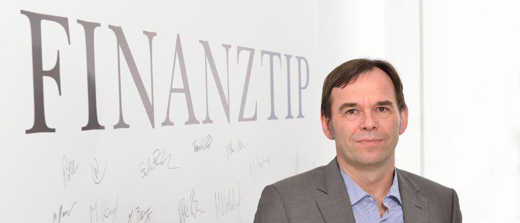 Hermann‐Josef Tenhagen: Der heutige Finanztip-Chefredakteur war 15 Jahre lang Chefredakteur der Zeitschrift Finanztest.