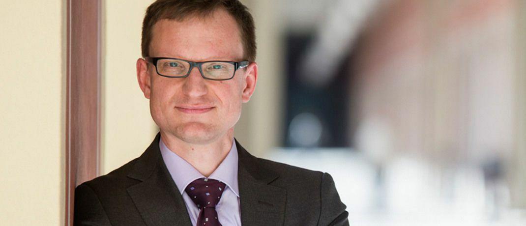 Marc-Oliver Lux ist Geschäftsführer der Münchner Vermögensverwaltung Dr. Lux & Präuner.|© Dr. Lux & Präuner GmbH