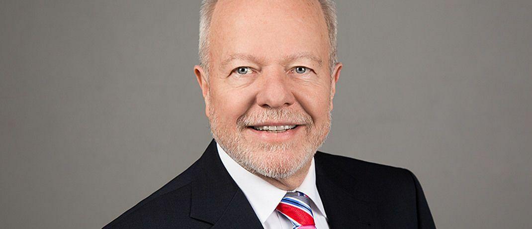Vermögensverwalter Rolf Ehlhardt ist tätig für die I.C.M. Independent Capital Management Vermögensberatung Mannheim. © I.C.M.