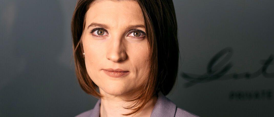 Fondsselekteurin Christin Bahr hat sich von der Bank Gutmann kommend der Direktbank ING Österreich angeschlossen.|© Pertramer