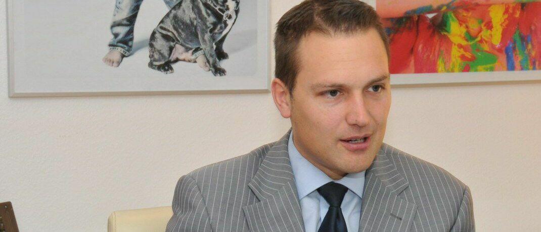 Guido vom Schemm, Gründer und Chef der Vermögensverwaltung GvS Financial Solutions|© GvS Financial Solutions