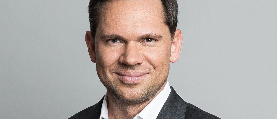 Sebastian Hasenack leitet den digitalen Vermögensverwalter Solidvest.|© DJE Kapital