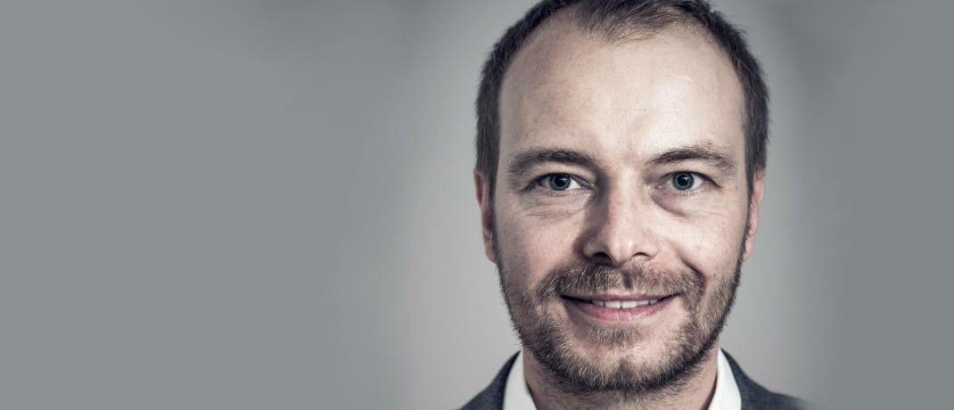 Lucas von Reuss, Mitgründer und Geschäftsführer von Quant IP|© Quant IP