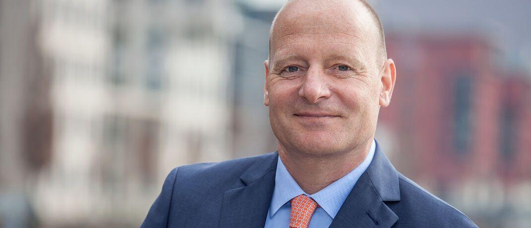 Andreas Wania: Der Hauptbevollmächtigte und Country President der Chubb European Group in Deutschland verantwortet alle deutschen Niederlassungen des aus New York stammenden Industrieversicherers.