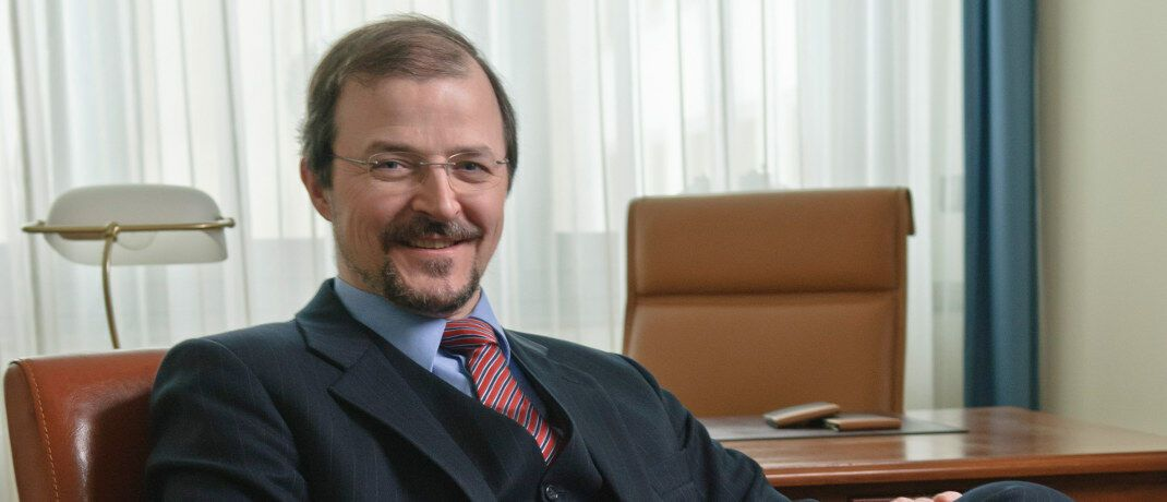 Vermögensverwalter Stephan Albrech von Albrech & Cie.