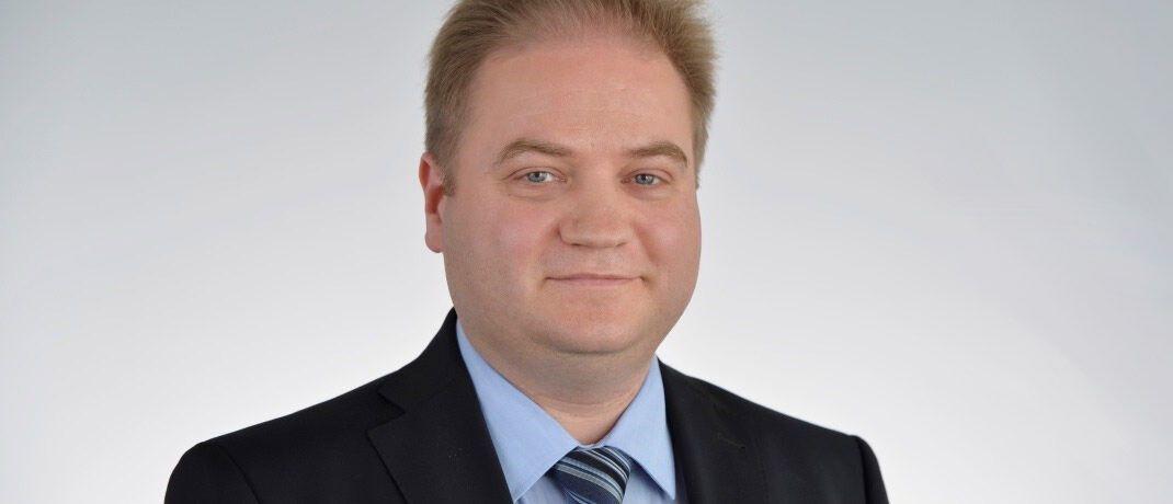 Daniel Hartmann, Chefvolkswirt beim Hannoveraner Asset Manager Bantleon