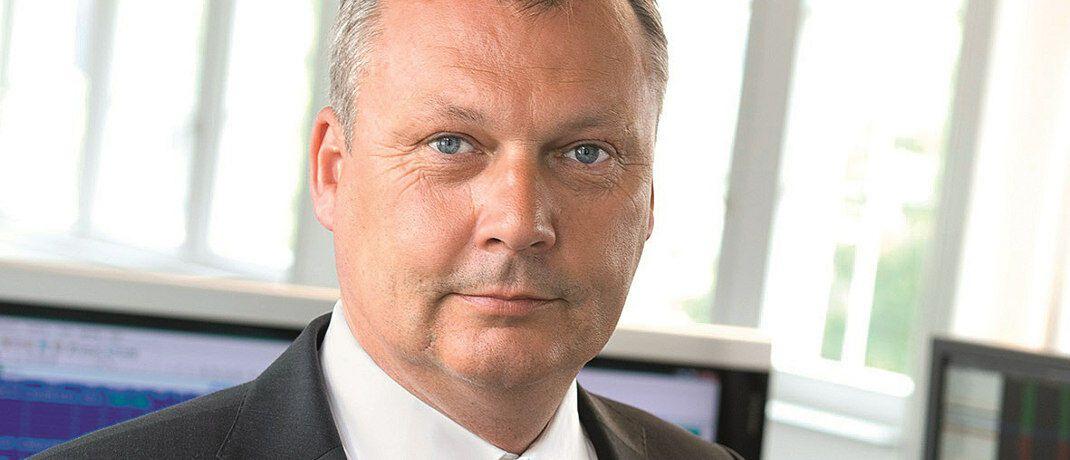 Peter Dreide ist Gründer und Investmentchef von TBF Global Asset Management.