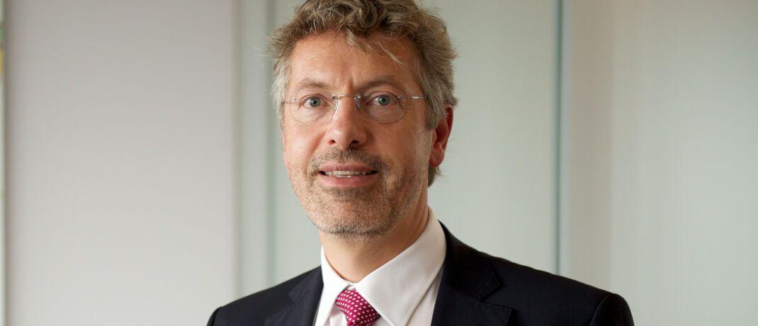 Ist überzeugt, dass die Geldpolitik vorerst nicht verschärft wird: Philipp Vorndran, Flossbach von Storch