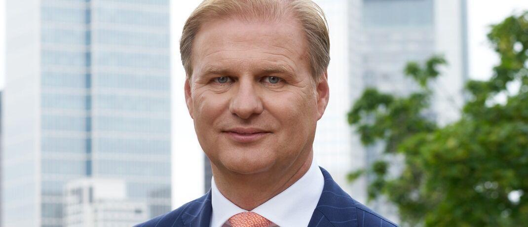 Achim Küssner, Geschäftsführer von Schroder Investment Management. |© Schroders