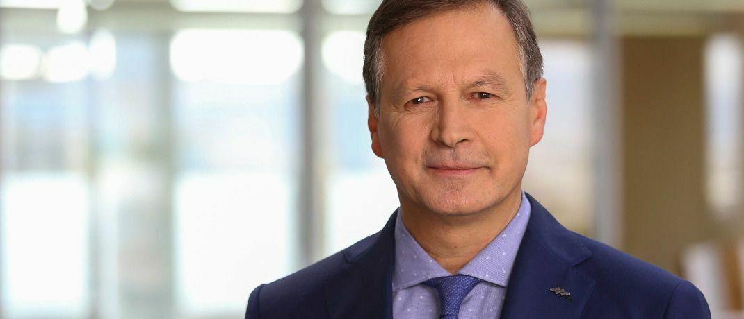 Erwartet eine zunehmenden Einfluss der Blockchain-Technologie: Stefan Wallrich, Vorstand der Wallrich Asset Management in Frankfurt am Main