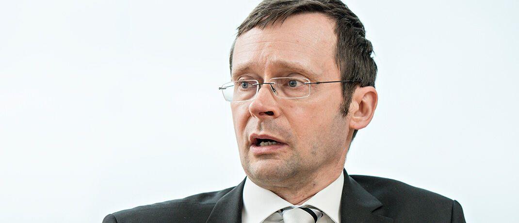 Ulrich Kater ist Chefvolkswirt der Dekabank|© Team Uwe Nölke