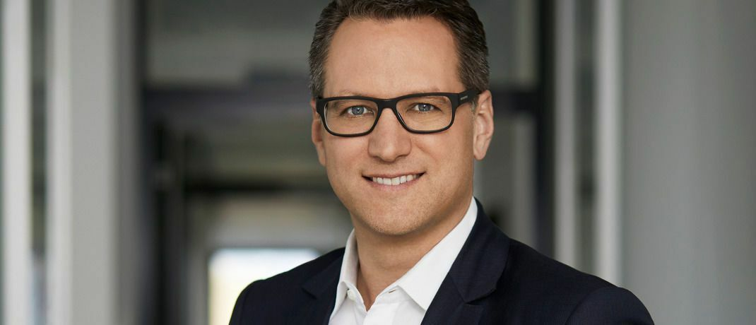Unternehmenschef Sebastian Grabmaier. JDC will angeschlossenen Beratern beim Online-Vertrieb von Versicherungen unter die Arme greifen.|© JDC