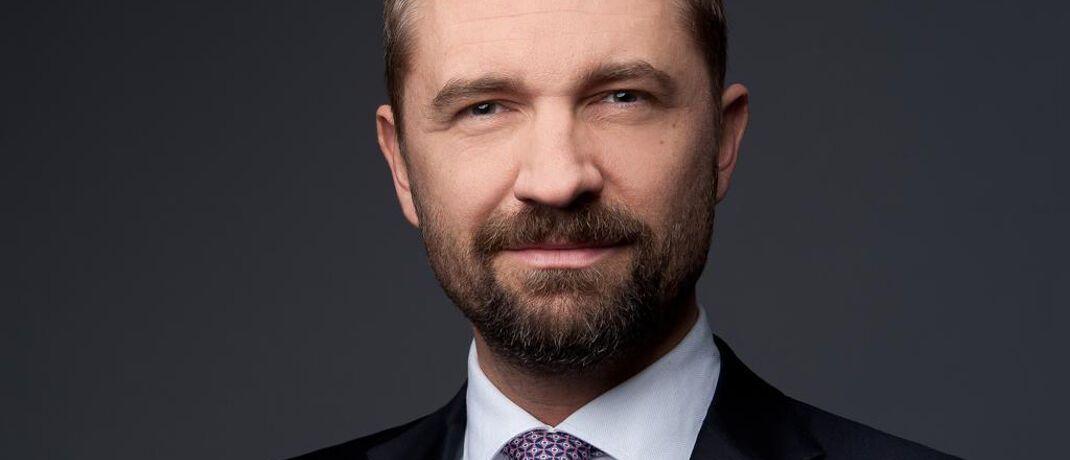 Dirk Benz: Der gelernte Bankkaufmann übernimmt im Oktober das Bonnfinanz-Vertriebsressort.