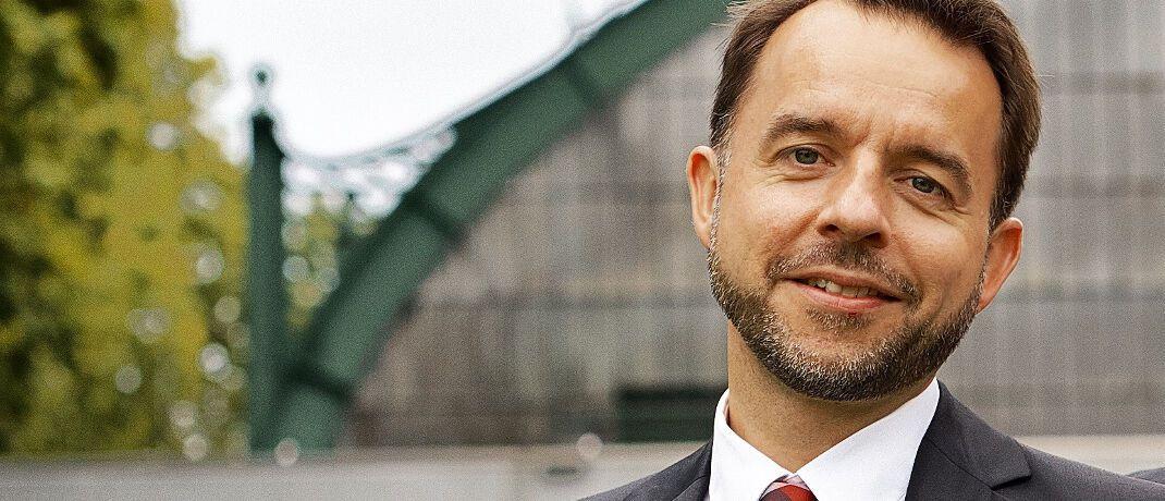 Jens Arndt: Der bisherige Bereichsleiter bei der Zurich Gruppe Deutschland war zuvor bei MLP Finanzdienstleistungen, der Deutschen Bank und der Postbank tätig.|© myLife Lebensversicherung AG