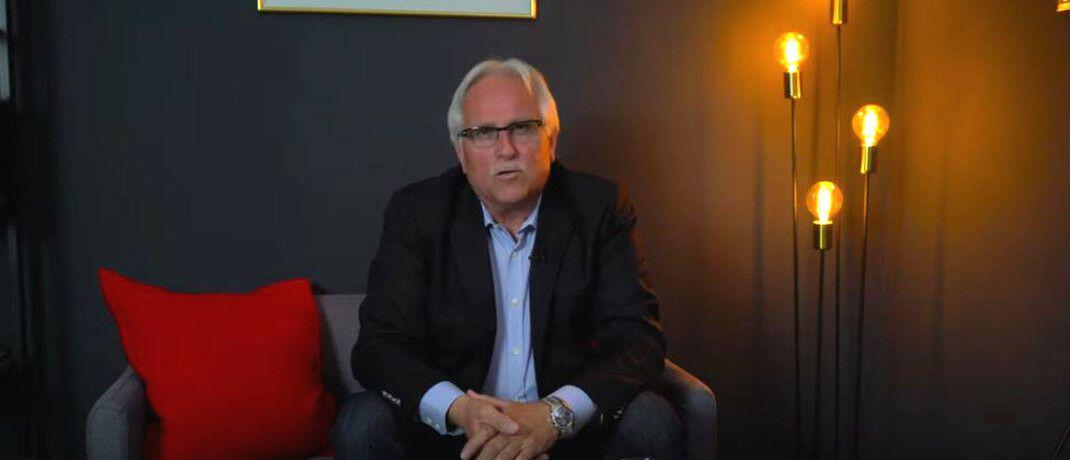 Der ehemalige Chef der Sparkasse Leverkuser hat jetzt einen eigenen Youtube-Kanal.|© Youtube
