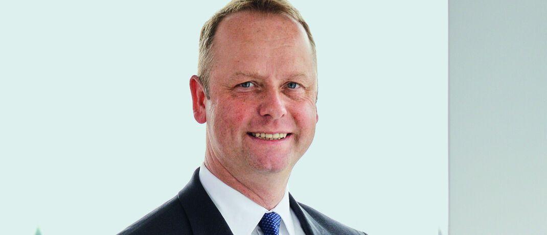 Henning Gebhardt, Fondsmanager des Berenberg Aktien Strategie Deutschland|© Berenberg