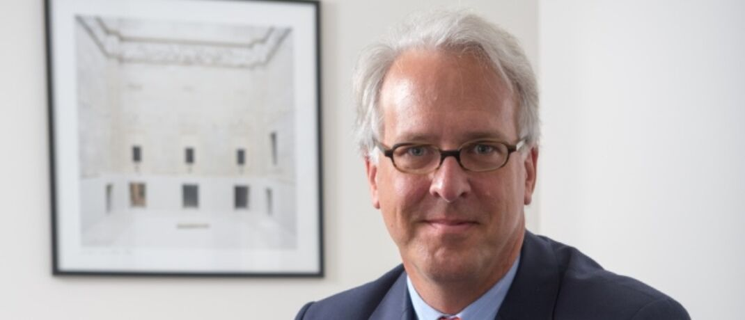 Georg Graf von Wallwitz, Geschäftsführer bei Eyb & Wallwitz, glaubt nicht, dass es ein dauerhaft haltbarer Zustand ist, dass der Preis des Geldes nahe Null liegt.|© Eyb & Wallwitz
