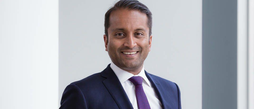 Fondsmanager Ketan Gada betreut bei Pictet Asset Management eine Global-Makro-Strategie auf Schwellenländeranleihen.|© Pictet AM