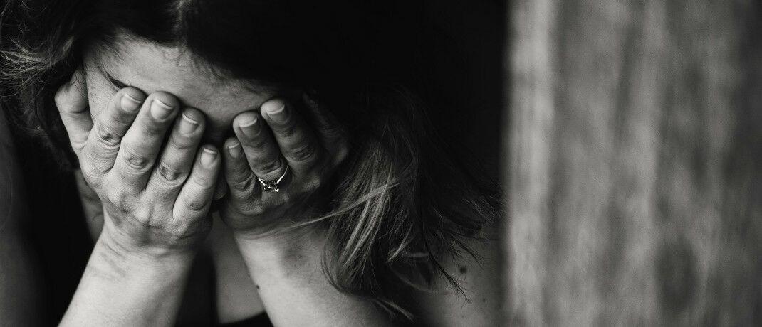 Depression: Fast jeder 3. BU-Antrag wegen psychischer Erkrankungen wird abgelehnt.|© Pexels