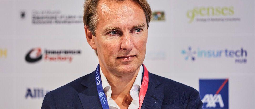 Joost Heideman: Der ehemalige Univé-Chef widmet sich seitdem der Verknüpfung von Insurtechs mit etablierten Versicherungsunternehmen. © Digital Insurance Agenda