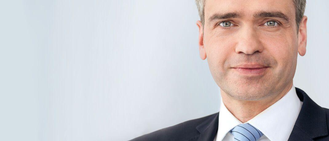 Christoph Ohme, Co-Manager des Aktienfonds DWS Deutschland © DWS