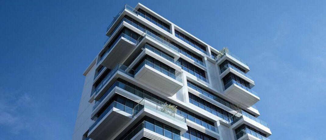 Büroturm. Auch Immobilien lassen sich per Token handeln.|© Pexels