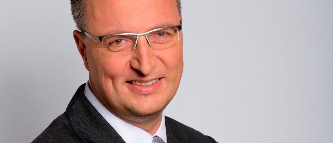 Robert Greil ist Chefstratege bei Merck Finck Privatbankiers. © Merck Finck Privatbankiers
