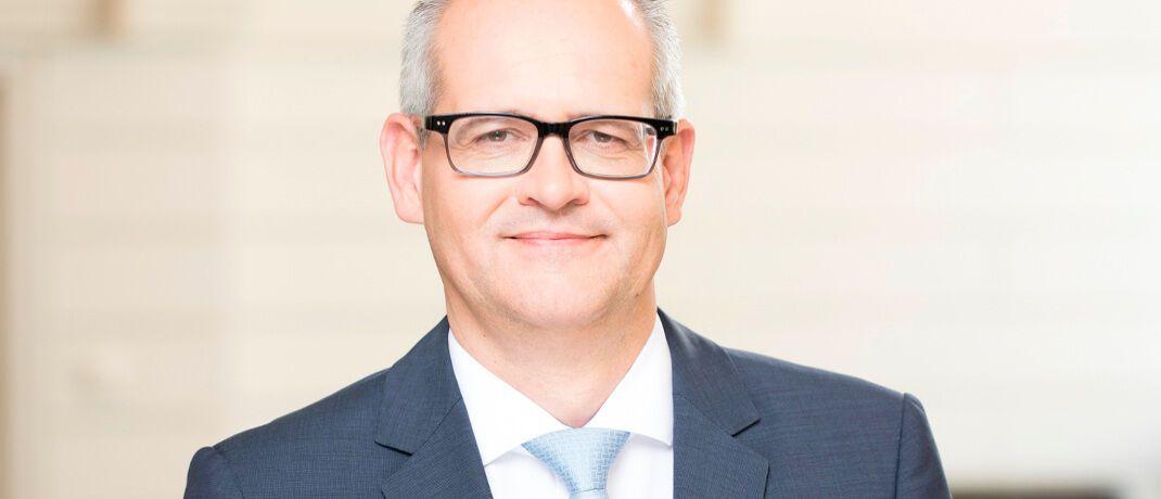 Carsten Klude ist Chefvolkswirt bei M.M.Warburg.|© M.M.Warburg