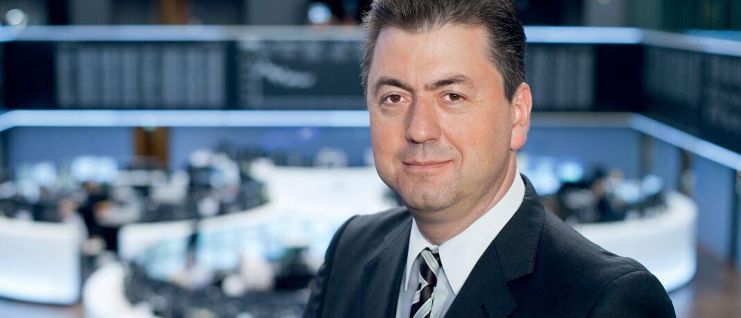 Robert Halver ist Leiter der Kapitalmarktanalyse bei der Baader Bank.|© Baader Bank