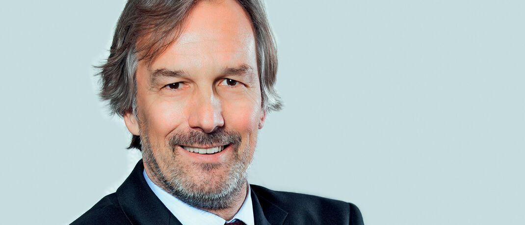 Hans-Jürgen Bretzke ist Vorstand der Fondskonzept, Geschäftsführer der Fondskonzept Investmentmakler und der Fondskonzept Assekuranzmakler.|© Fondskonzept