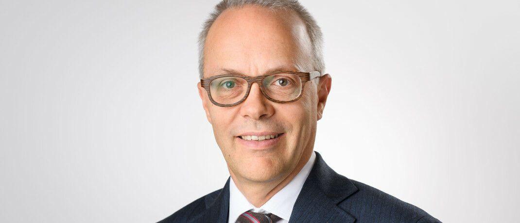 Verlässt die Baloise-Konzernleitung im Sommer 2020: Thomas Sieber. © Baloise