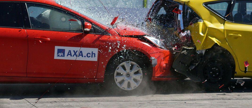 Crashtest einer Versicherungsgesellschaft: Einen Auffahrunfall mit einem eindeutig Schuldigen sollte eine Leasing-Gesellschaft ohne Anwalt regeln können.|© Pexels