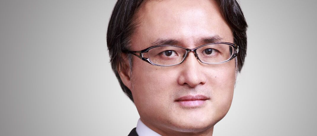 Mike Shiao ist Anlagenchef für Asien bei Invesco Asset Management.|© Invesco