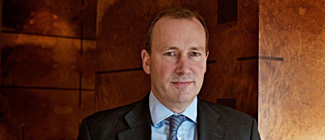 Tritt bei Columbia Threadneedle als frischer Investmentchef für den Emea-Raum an: William Davies.|© Columbia Threadneedle
