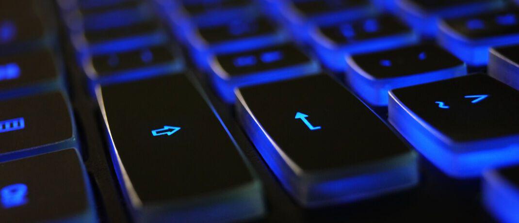 Computer-Tastatur. Ein frisch aufgelegter Fonds will von den Gewinnern der Digitalisierung profitieren.|© Marta Branco/Pexels