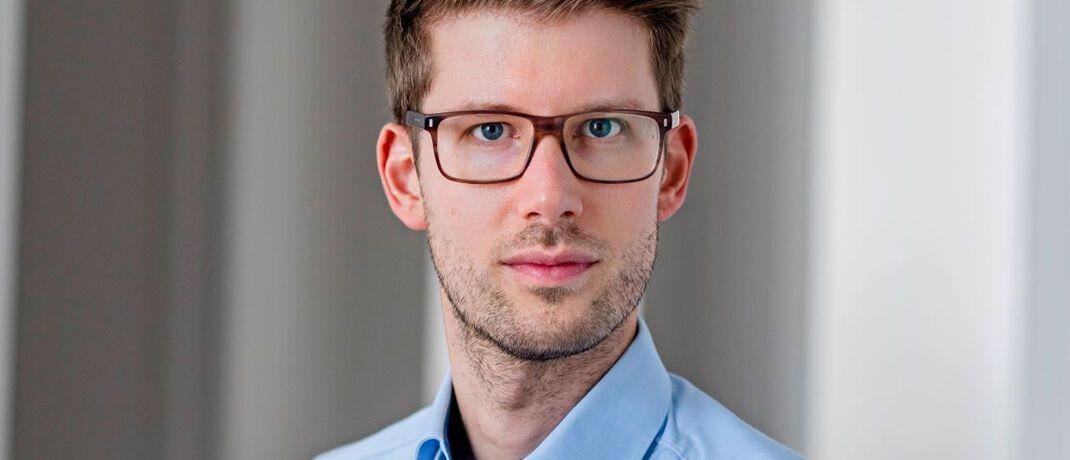 Christopher Grätz ist Chef und Mitgründer von Kapilendo.