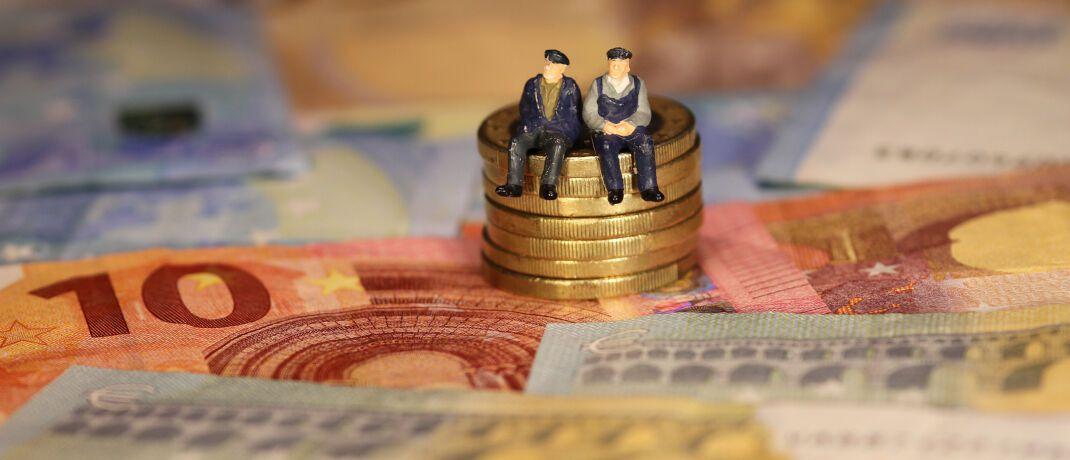 Finanzielle Vorsorge fürs Alter: Rentenversicherungen könnten für deutsche Versicherer ein Rettungsanker im allgemein schleppend verlaufenden Lebengeschäft sein.|© Pixabay