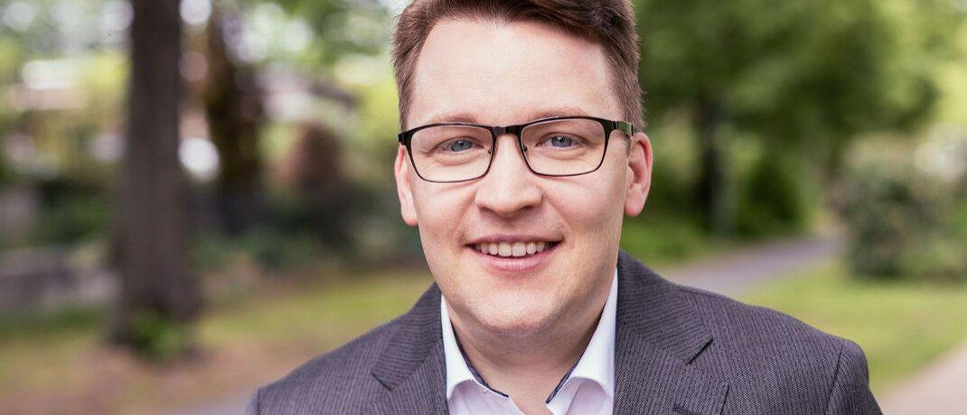 Philipp Dobbert ist Chefökonom bei der Quirin Privatbank. |© Quirin Privatbank
