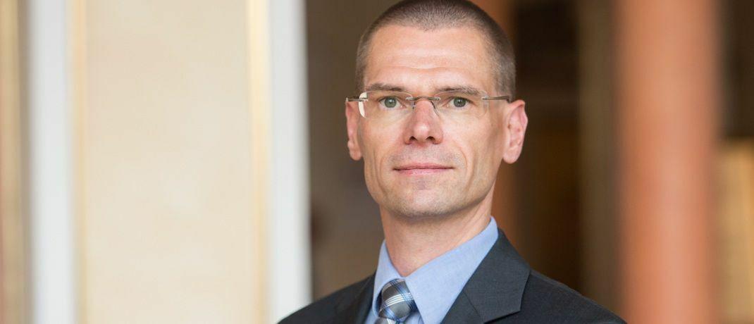 Lutz Röhmeyer ist geschäftsführender Gesellschafter der Capitulum Asset Management.