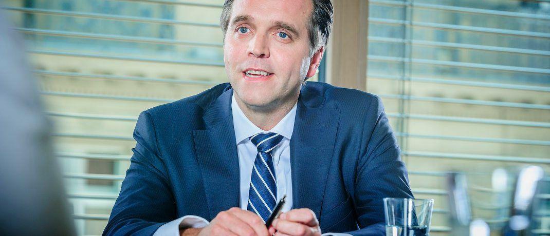 Andrej Brodnik, Vertriebschef für Deutschland, Österreich, die Schweiz und Kontinentaleuropa verlässt Jupiter AM. © Jupiter AM