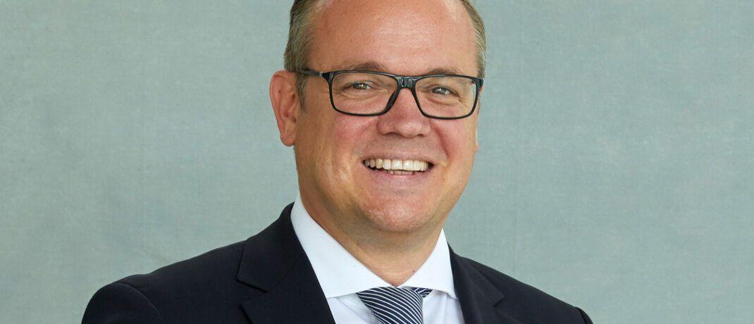 AfW-Vorstand Frank Rottenbacher würde das alternativlose Taping gern aus der kommenden FinVermV ausgeklammert sehen.