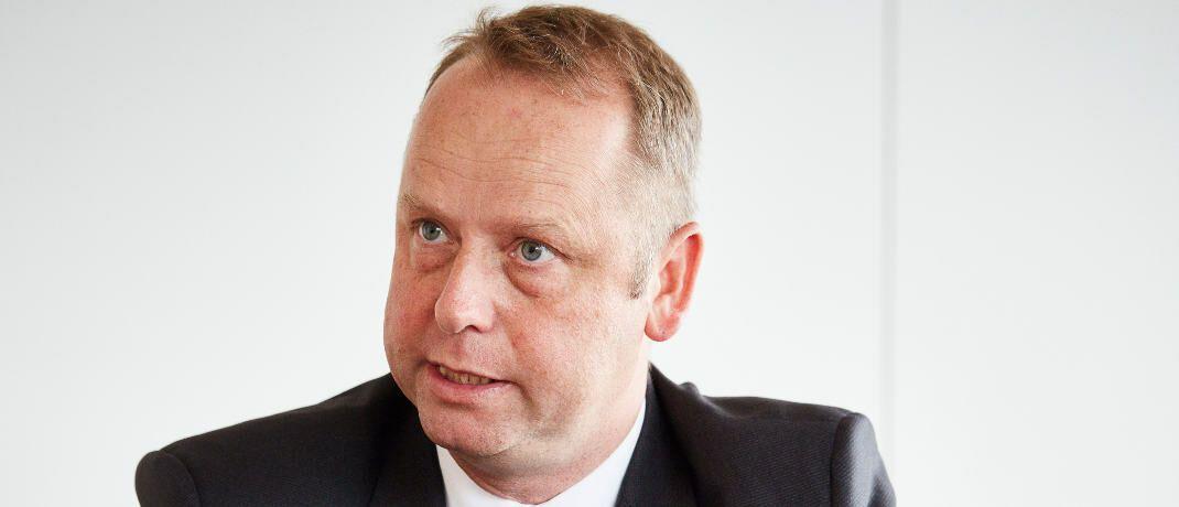 Aktienspezialist Henning Gebhardt hat die Berenberg Bank verlassen
