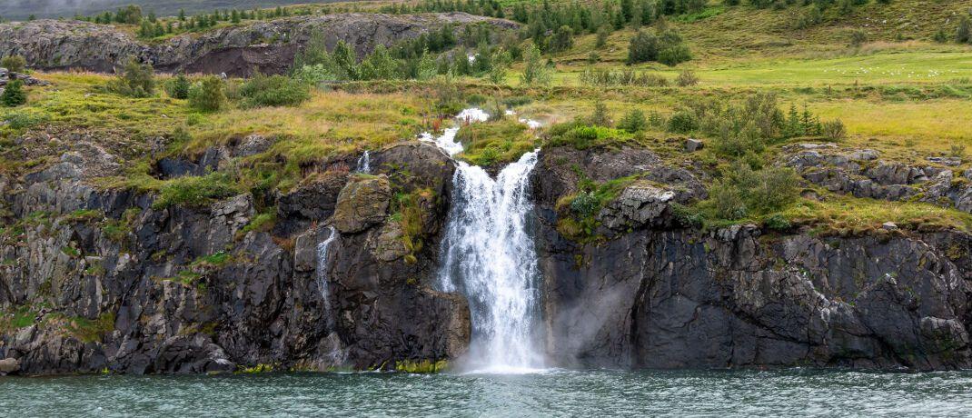 Wasserfall: Sauberes Wasser gehört neben Innovationen im Gesundheitssektor und künstliche Intelligenz zu den Anlageschwerpunkten der drei neuen Themen-ETFs von LGIM.|© Kenneth Cop