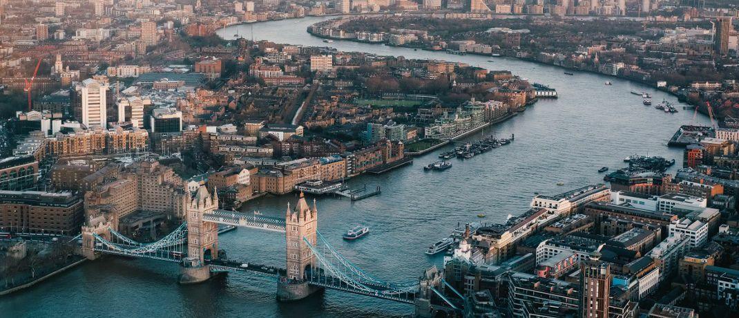 Finanzmetropole London: Seilern Investment Management hat ihren Sitz am Portland Place.|© Benjamin Davies / Unsplash.com