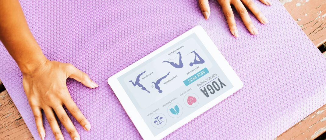 Fitness-App: Das Vitality-Programm der Generali bietet Prämien und Rabatten für Kunden, die sich gesundheitsbewusst verhalten.|© rawpixel.com