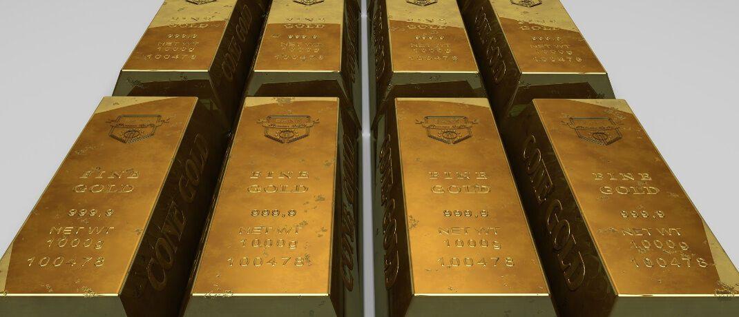 Goldbarren. Vermittler, die Goldsparpläne des unter Betrugsverdacht geratenen Anbieters PIM Gold vermittelt haben, könnten auf Schadenersatz verklagt werden. |© Pexels