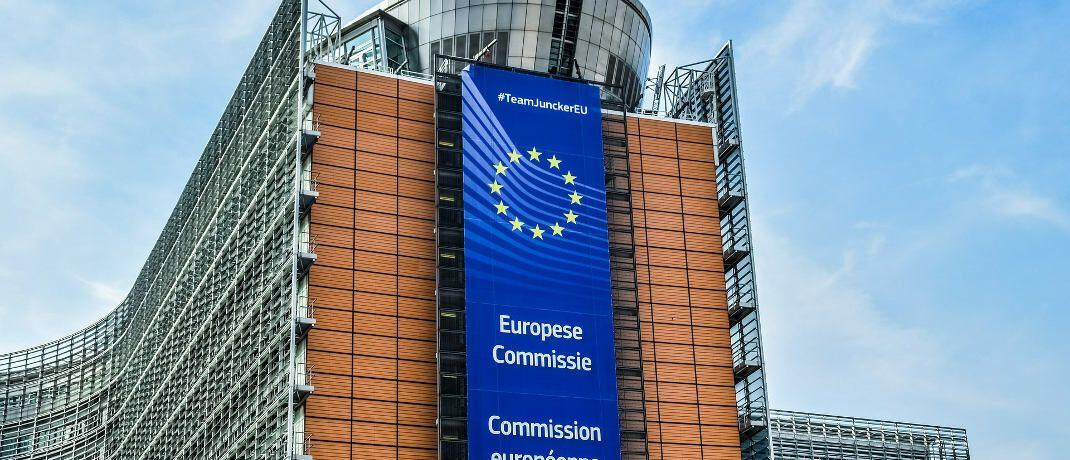 Sitz der EU-Kommission in Brüssel: Sie ergänzte im Juli die Prospektverordnung. © Dimitris Vetsikas / Pixabay