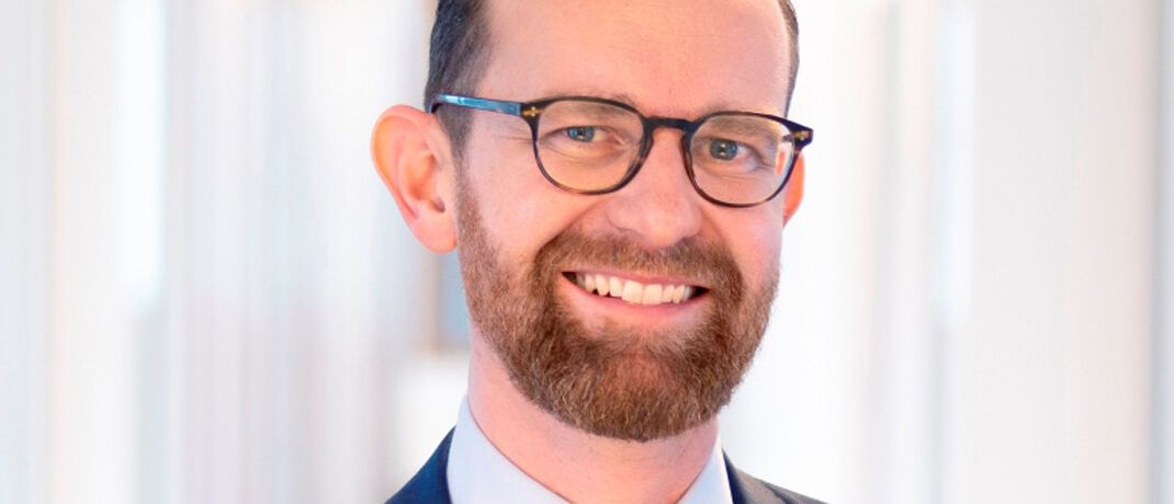 Klaus Pinter ist Finanzchef der Hamburger Investmentgesellschaft Lloyd Fonds.|© Lloyd Fonds